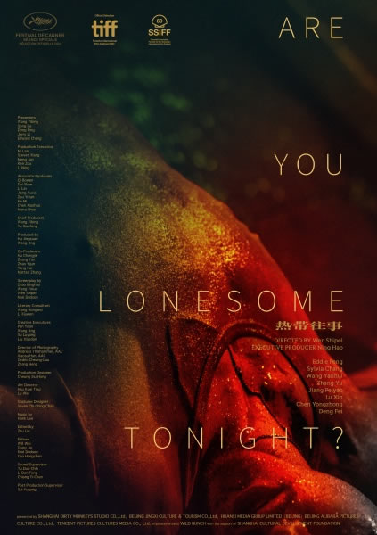 Are you lonsome tonight? - Perlak