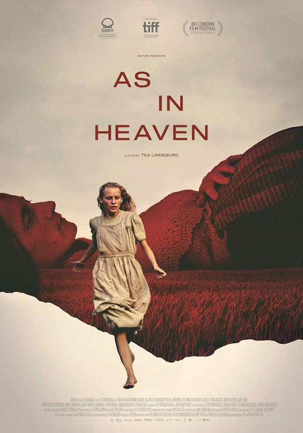 As In Heaven - Oficial